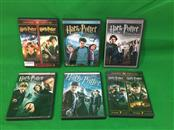 DVD MOVIE DVD HARRY POTTER COMPLETE 8-FILM COLLECTION